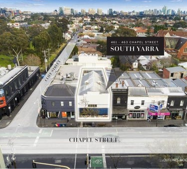461-463 Chapel Street, South Yarra, Vic 3141