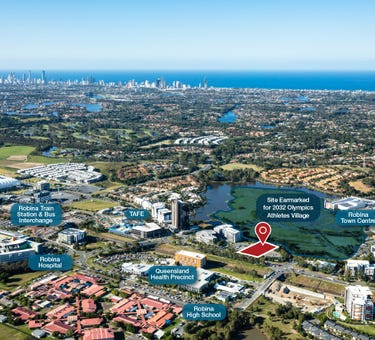 Proposed Lot 2, 1 Waterfront Place, Robina, Qld 4226