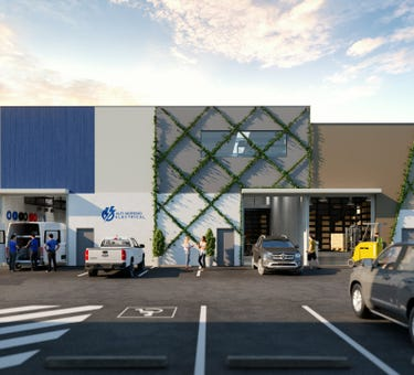 Bluestone Industrial Estate, Greystanes, NSW 2145