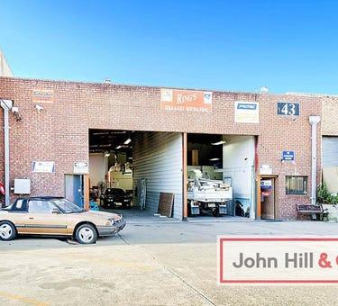 43 Hugh Street, Belmore, NSW 2192