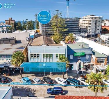 Shop 2, 112 Cronulla Street, Cronulla, NSW 2230
