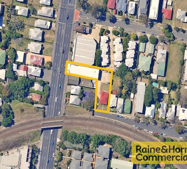 243 Lutwyche Road & 12 Somerset Street, Windsor, Qld 4030