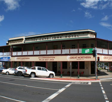 Cape York Hotel, 147 Bunda Street, Portsmith, Qld 4870