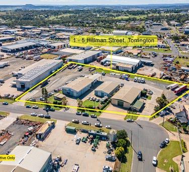 1-5 Hillman Street, Torrington, Qld 4350