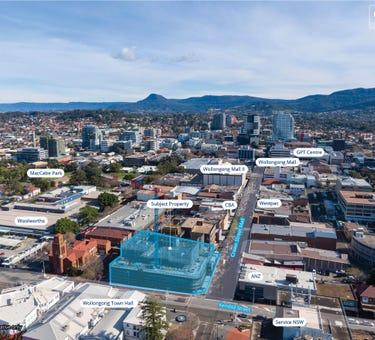 95-109 Crown Street, Wollongong, NSW 2500