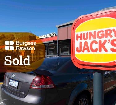Hungry Jack's, Corner Port Kennedy Drive & Warnbro Sound Avenue, Port Kennedy, WA 6172