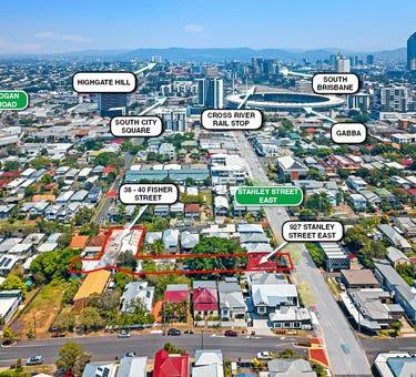 38-40 Fisher Street & 927 Stanley Street East, East Brisbane, Qld 4169