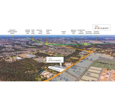 Multiple Units, 320 Annangrove Road, Rouse Hill, NSW 2155