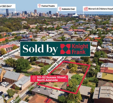 50-52 Sussex Street, North Adelaide, SA 5006