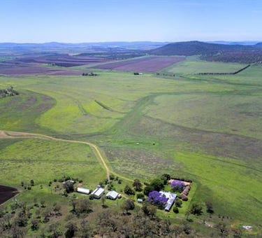 Cowarrie, 840 Southbrook- Felton Road, Southbrook, Qld 4363