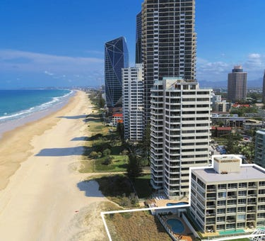 The Garfield Hotel, 9 Garfield Terrace, Surfers Paradise, Qld 4217