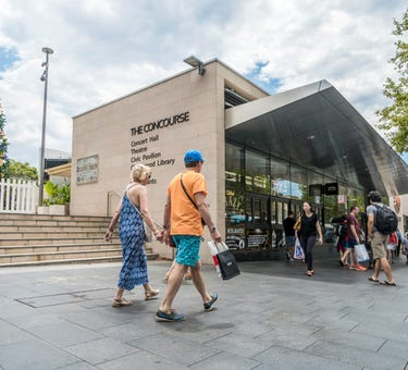 The Concourse, 409 Victoria Avenue, Chatswood, NSW 2067