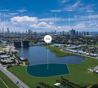 Proposed Lot, 917 The Lakes, Mermaid Waters, Qld 4218