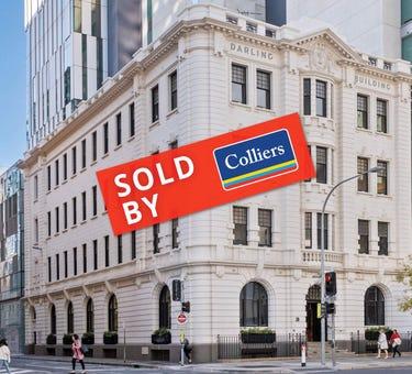 The Darling Building 28 Franklin Street, Adelaide, SA 5000