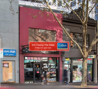 274 Russell Street, Melbourne, Vic 3000
