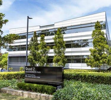 Quad Business Park, 102 Bennelong Parkway, Sydney Olympic Park, NSW 2127