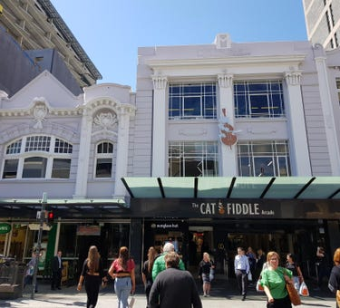 Cat & Fiddle Arcade, Level 1, 49 - 51 Murray Street, Hobart, Tas 7000