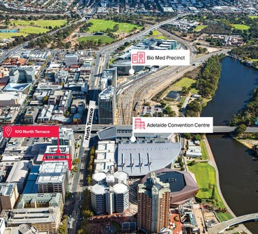 100 North Terrace, Adelaide, SA 5000