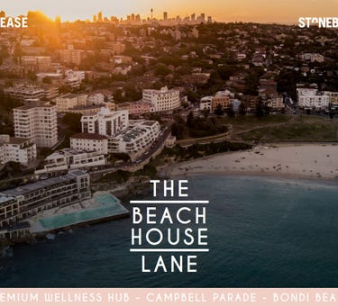 The Beach House Lane, 178 Campbell Parade, Bondi, NSW 2026