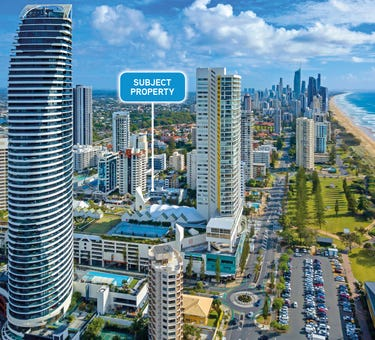 11/15 Victoria Avenue, Broadbeach, Qld 4218