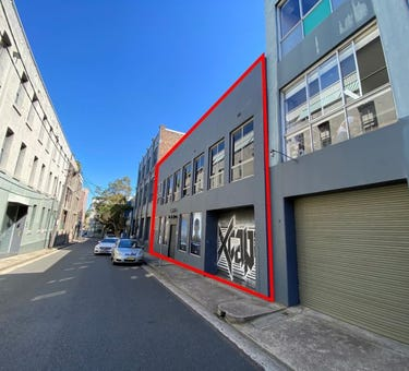18 & 20-22 Queen Street, Chippendale, NSW 2008