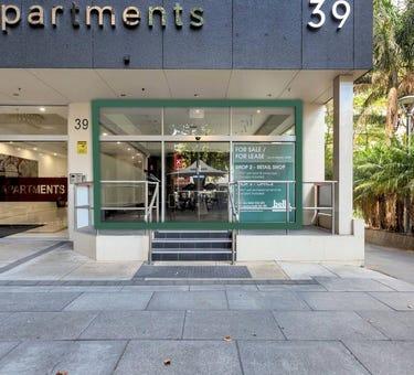 Shop 2, 39 Grenfell Street, Adelaide, SA 5000