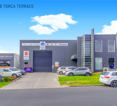 6 Torca Terrace, Mornington, Vic 3931