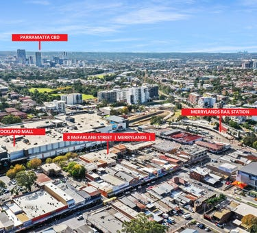 Suites  4 & 7, 8 McFarlane Street, Merrylands, NSW 2160