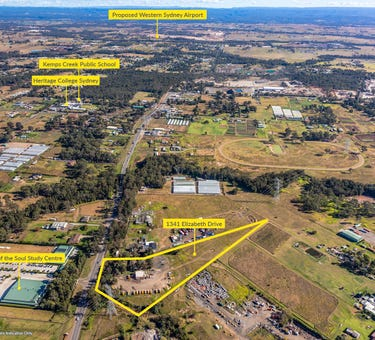 1341 Elizabeth Drive, Kemps Creek, NSW 2178