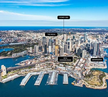 Suite 8, 24 Hickson Road, Walsh Bay, NSW 2000