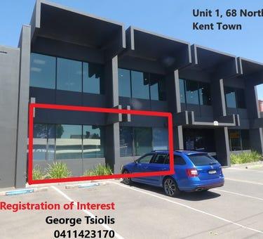 Unit 1, 68  North Terrace, Kent Town, SA 5067