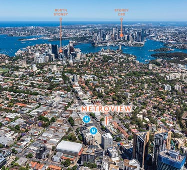 MetroView 378-390 Pacific Highway, Crows Nest, NSW 2065