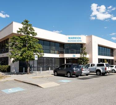 Warwick Healthcare Centre, 4/26 Dugdale Street, Warwick, WA 6024