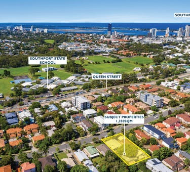 108 & 108a Pohlman Street, Southport, Qld 4215