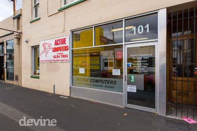Level Ground, 101 Murray Street Hobart TAS 7000 - Image 3