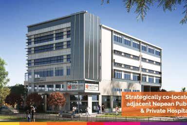 Nepean Health Hub, 84-88 Parker Street Kingswood NSW 2747 - Image 2