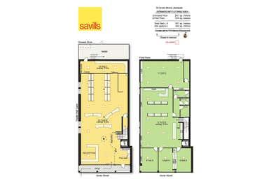 18 Grote Street Adelaide SA 5000 - Floor Plan 1