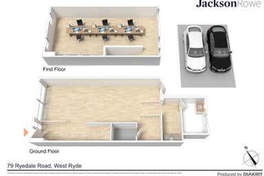 79 Ryedale Road West Ryde NSW 2114 - Floor Plan 1