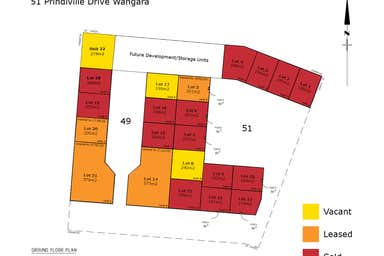 51 Prindiville Drive Wangara WA 6065 - Floor Plan 1