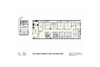 904 Albany Highway East Victoria Park WA 6101 - Floor Plan 1
