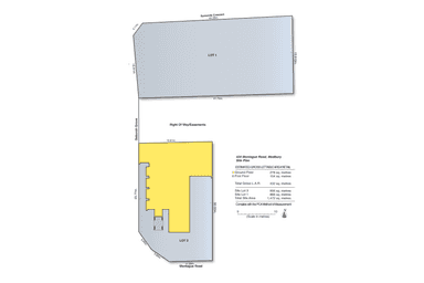 434 MONTAGUE ROAD Modbury North SA 5092 - Floor Plan 1