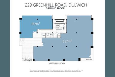 229 Greenhill Road Dulwich SA 5065 - Floor Plan 1