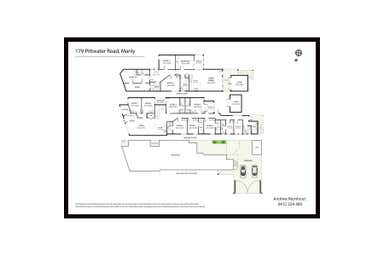 179 Pittwater Road Manly NSW 2095 - Floor Plan 1