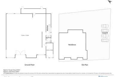 69 Fraser Street Clunes VIC 3370 - Floor Plan 1