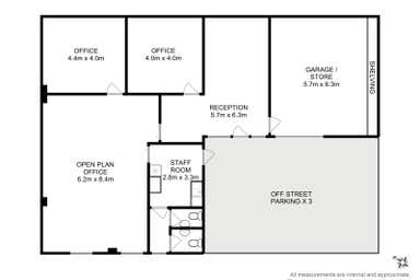 47 Federal Street North Hobart TAS 7000 - Floor Plan 1
