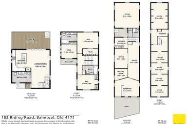 182 Riding Road Balmoral QLD 4171 - Floor Plan 1