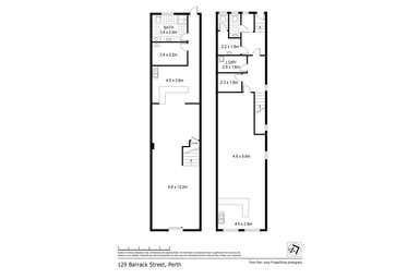 129 Barrack Street Perth WA 6000 - Floor Plan 1