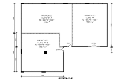 10 Help Street Chatswood NSW 2067 - Floor Plan 1