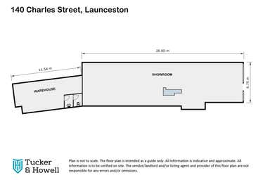 140 Charles Street Launceston TAS 7250 - Floor Plan 1