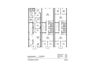 47 Manning Street Kiama NSW 2533 - Floor Plan 1